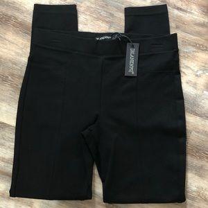 NWT! Blank NYC black leggings Size 29